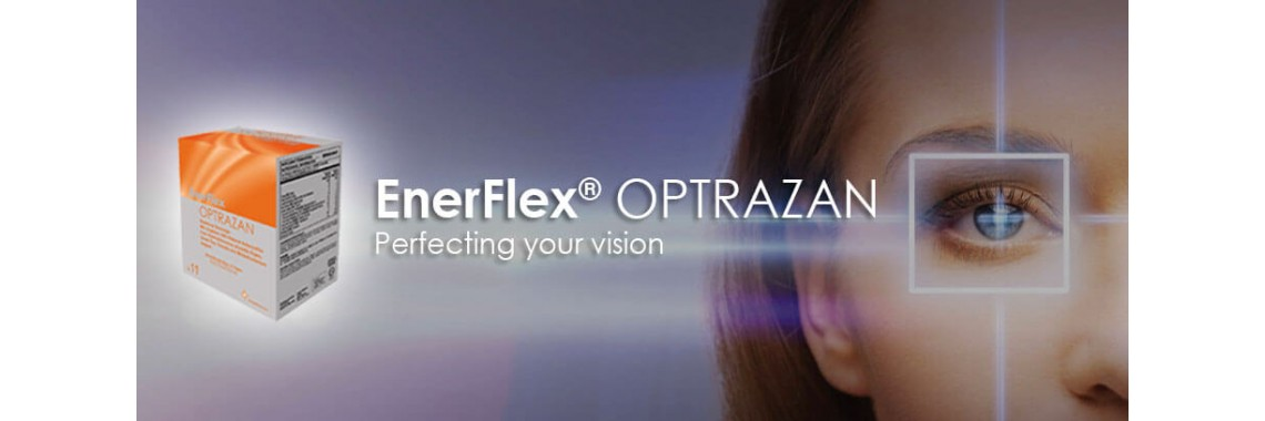 EnerFlex® OPTRAZAN Perfecting your vision for life